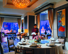 Pudong Shangri-La, Shanghai - Seventh Son- Chinese Restaurant, private dining room 浦东香格里拉家全七福餐厅包间